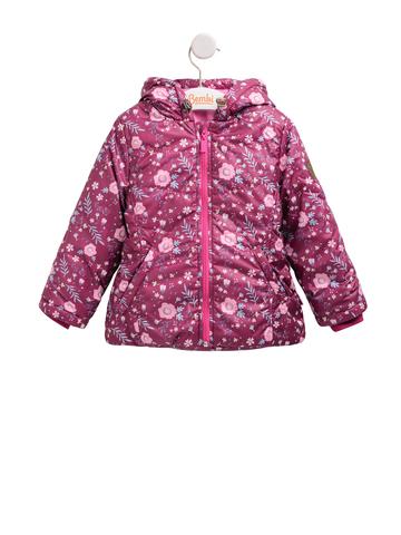КТ166 Куртка для девочки