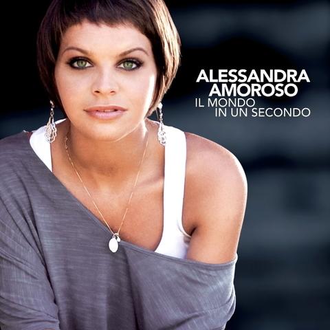 Alessandra Amoroso / Il Mondo In Un Secondo (CD)