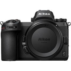Цифровой беззеркальный фотоаппарат Nikon Z7 Kit 24-70 f/4 S + FTZ адаптер