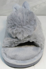 Обувь домашняя женская тапочки Yes Mile A-08 Gray