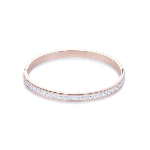 Браслет Coeur de Lion 0214/33-1800 цвет серебряный, золотой