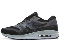 Кроссовки Мужские Nike Air Max 87 Lunarlon Black Grey
