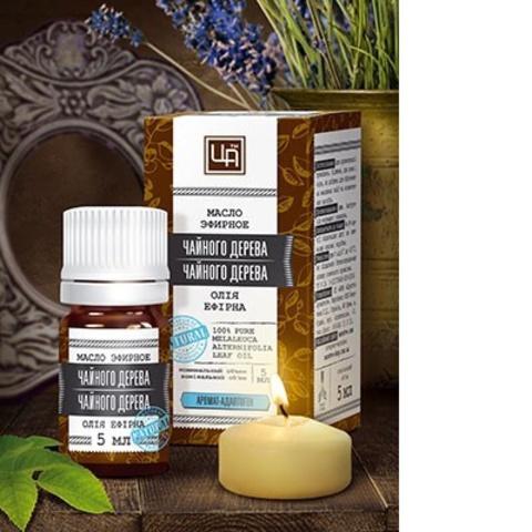 Эфирное масло Чайное дерево 5мл