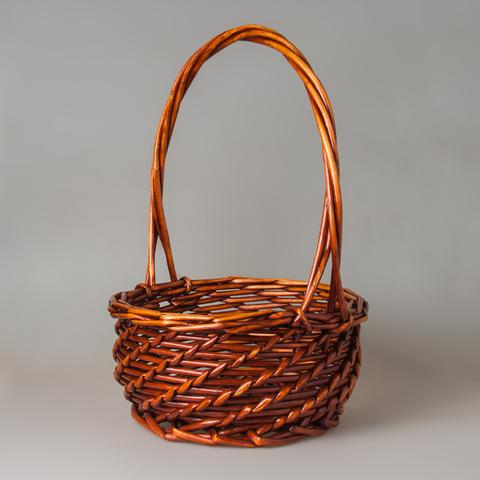 Корзина плетеная 065503s