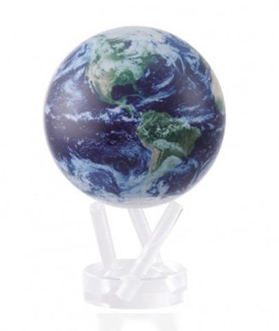 Глобус MOVA GLOBE Планета Земля в облаках (12см)