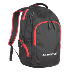 D-quad Backpack / Черно-красный
