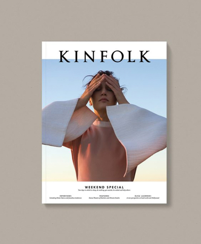 Журнал Kinfolk vol.23 английский