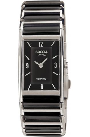 Купить Женские наручные часы Boccia Titanium 3212-02 по доступной цене