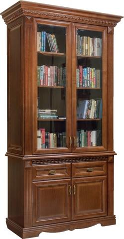 Шкаф для книг 2 дв. Афина
