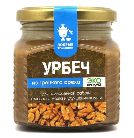 Урбеч из грецкого ореха, GoodTraditions, 230 г