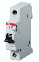 Автоматический выключатель АВВ 1/32А SH201LC32