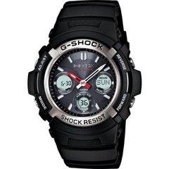 Наручные часы Casio G-Shock AWG-M100A-1AER
