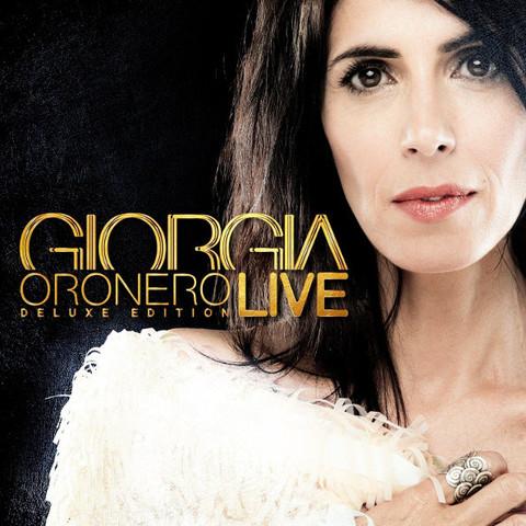 Giorgia / Oronero Live (Deluxe Edition)(2CD+DVD)