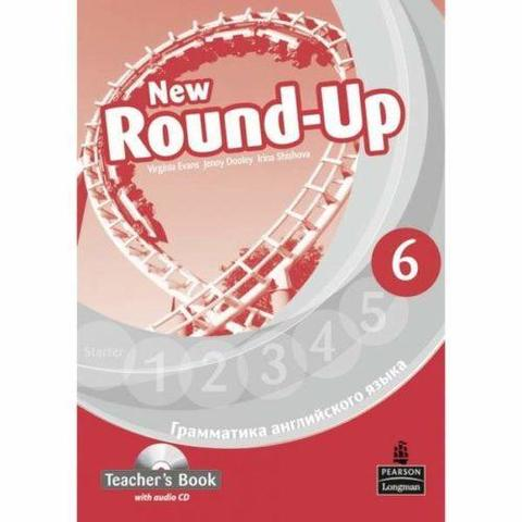 Round Up Russia 6 Teacher's book - Книга для учителя