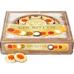 Печенье Бискотти  КОСТА БРАВО  апельсин. мармелад 2кг