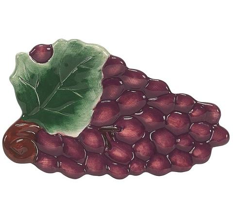 Подставка для ложки Boston Warehouse Napa Grapes