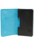 Чехол для визитных карт Piquadro Blue Square черный телячья кожа (PP1263B2/N)