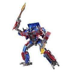Робот Трансформер Оптимус Прайм (Optimus Prime) вояжер класс - Studio Series 05, Hasbro