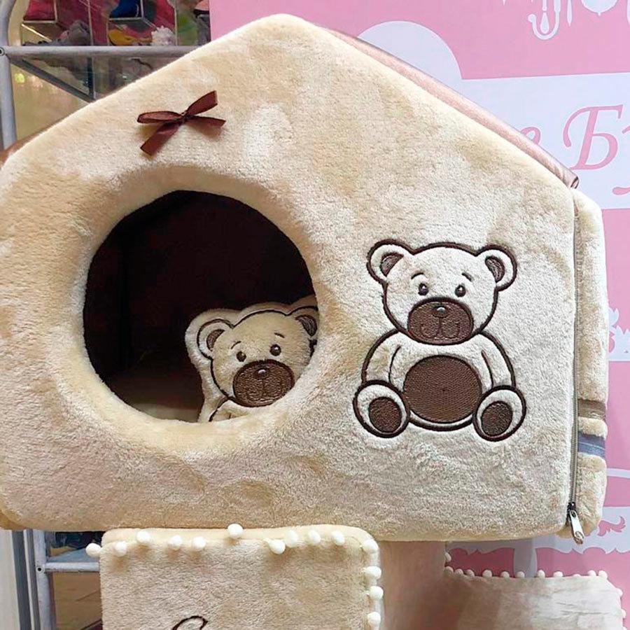 Домики для маленьких собачек купить