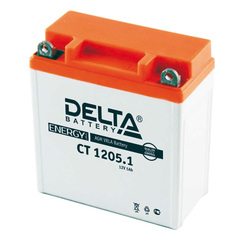 Аккумулятор DELTA 12V 5Ah (CT1205.1)