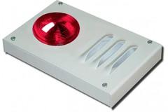 Светозвуковой охранно-пожарный оповещатель ZONT МАЯК-12К 110 (для H-1000)
