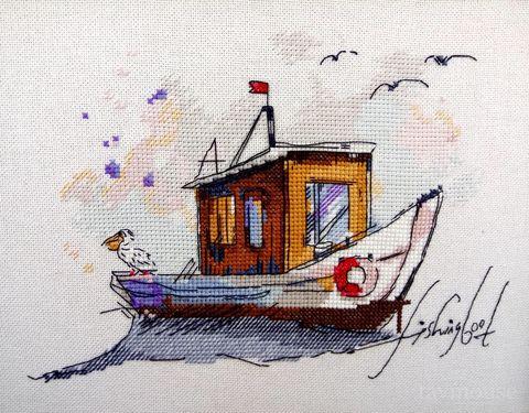 MT-1940 Рыбацкая лодка