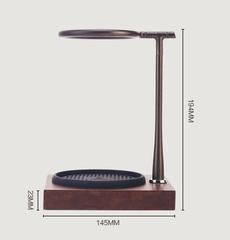 Размеры подставки Wooden Drip Stand