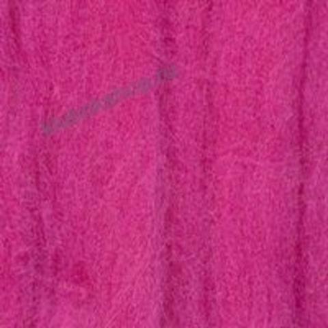Шерсть для валяния Полутонкая (Троицкая) цвет 1014 мальва