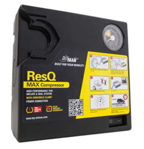 Автомобильный компрессор AIR-MAN ResQ MAX Tire Inflator