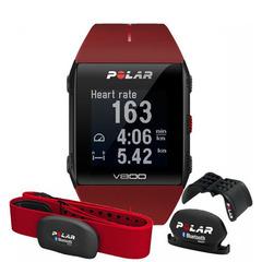 Пульсометр для фитнеса Polar V800 Red HR Combo Gen