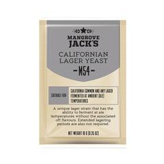 Дрожжи Mangrove Jack's Californian Lager M54, 1...