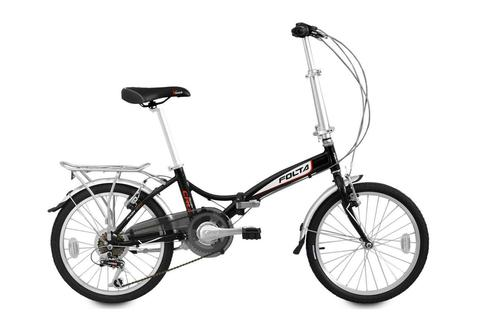 Folta Cruz Alu 6 spd (2015) черный