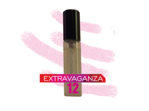 APL. Цветочный цитрусовый женский аромат №12. 3 мл.  Парфюмерная серия EXTRAVAGANZA