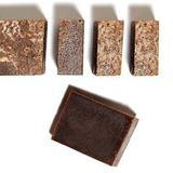 Натуральное мыло-шампунь «Расторопша и Мед» 100г