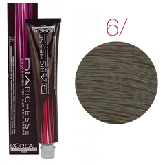 L'Oreal Professionnel Dia Richesse 6 (Темный блондин) - Краска для волос