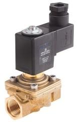 VZWF-BL-M22C-G14-135-1P4-10 Vārsts, G1 / 4, 10 бар, 24 В пост. Тока, 13,50 мм.