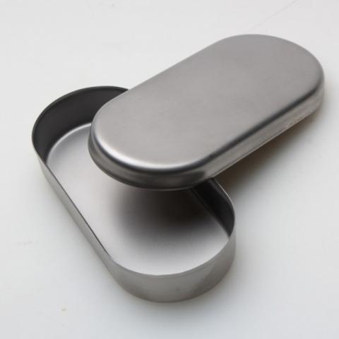 Лоток металлический для дезинфекции фрез