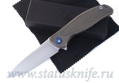 Нож Широгоров Shirogorov F95R19 M390 Brown