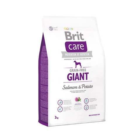 Brit Care Salmon & Potato Adult  Giant Breed