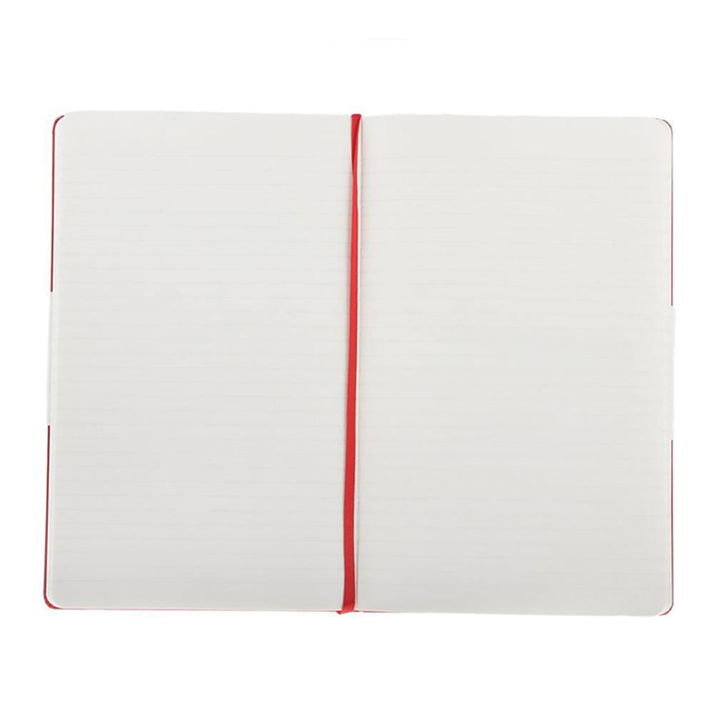 Блокнот Moleskine Classic Large, цвет красный, в линейку