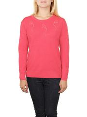 MS1726-7 кофта женская, розовая