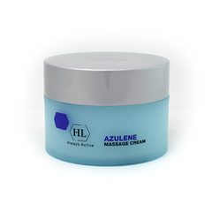 Holy Land Azulene Massage Cream - Массажный крем