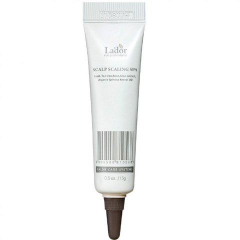 Сыворотка для очищения кожи головы La'dor Scalp Scaling Spa Ampoule, 15мл