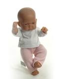 Флисовые рейтузы - на кукле. Одежда для кукол, пупсов и мягких игрушек.