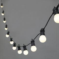 УЛИЧНАЯ РЕТРО-ГИРЛЯНДА   7 метров  13 лампочек