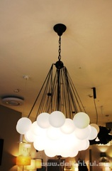 светильник Apparatus Cloud 37 XL Pendant Lighting 12770 ( black )