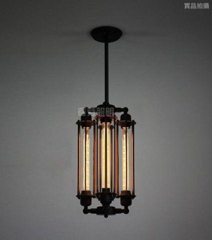 светильник Loft Industrial Cage 2004–D4/1