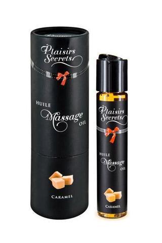 MASSAGE OIL CARAMEL Массажное масло Карамель 59 мл