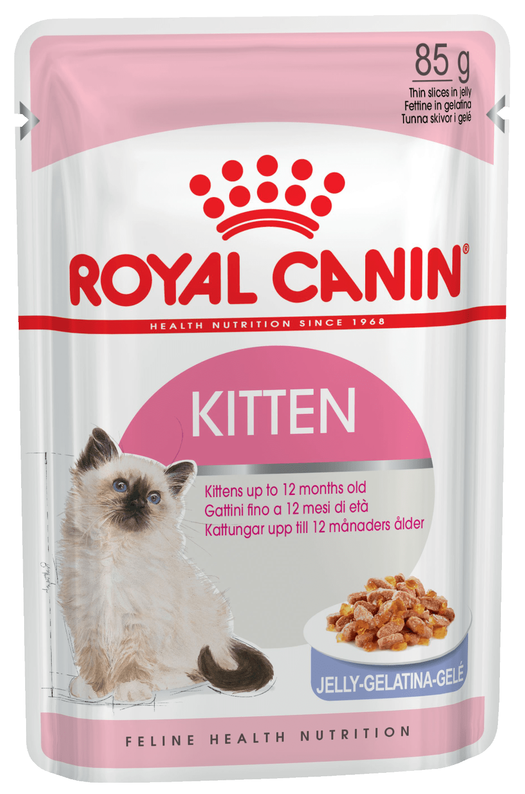 Royal Canin Пауч для котят с 4 до 12 месяцев, Royal Canin Kitten Instinctive (в желе) d_kitten_in_jelly.png