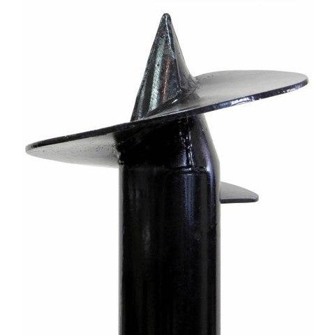 ВИНТОВАЯ СВАЯ 57 длина 2,0 метра нагрузка до 800 кг